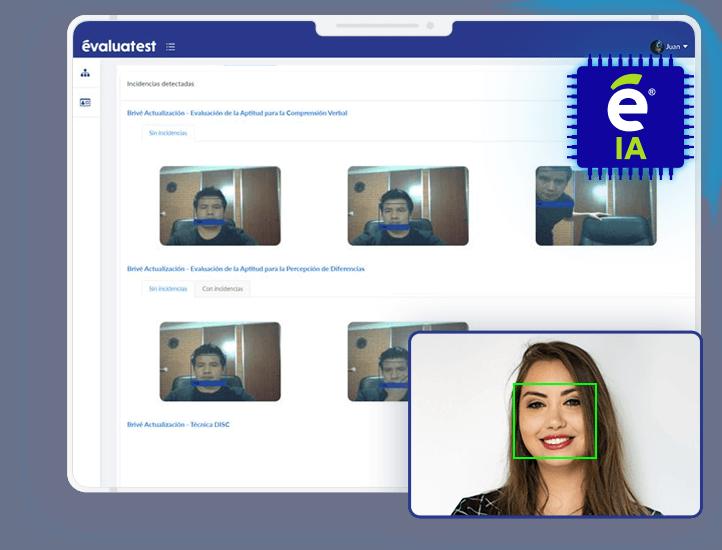 reconocimiento facial con inteligencia artificial