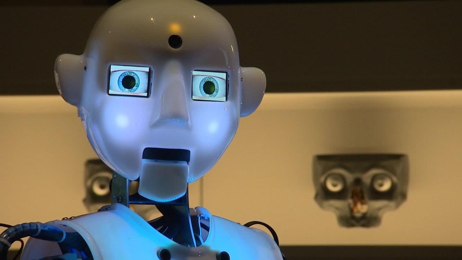 inteligencia artificial para robots