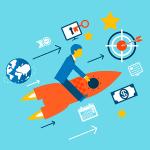 La publicidad programática se refiere a la compra y venta de inventario de anuncios en tiempo real, utilizando un software basado en subastas en lugar de negociaciones manuales.