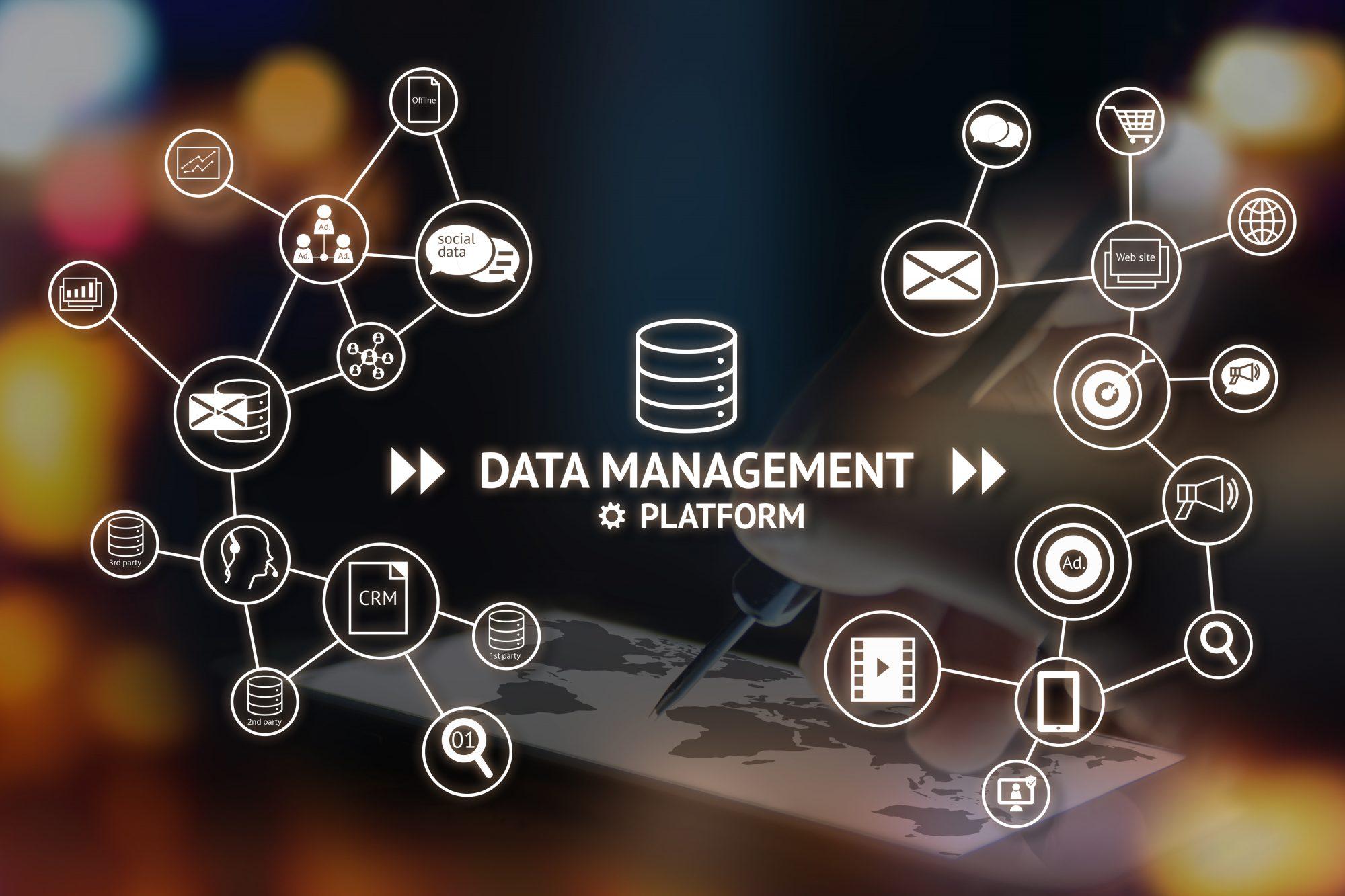 DMP Plataformas de gestión de datos: 4 ventajas para las campañas de marketing